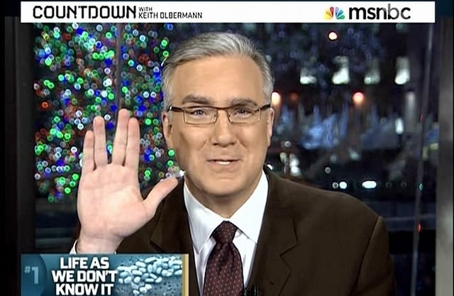 Keith Olbermann Named New CEO Of GlobalGrind