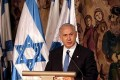 Israeli leader plays down gas dispute with Egypt