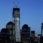 World Trade Center back as tallest building in New York City
