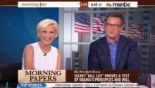 "Joe Scarborough: Mitt Romney ""Cynical,"" ""Doesn't Have A Worldview"""
