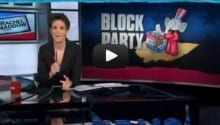 Rachel Maddow - Voting rights battle rages in Ohio