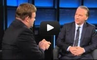 Bill Maher Battles Frank Luntz Over Obama, Romney, And Low-Information Voters