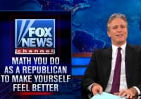 Jon Stewart pinpoints moment 'bullsht mountain' Fox News collapsed