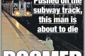 'Doomed:' New York Post Criticised Over Subway Death Front Page