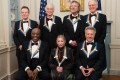 David Letterman, Dustin Hoffman, Led Zeppelin Honored By Obama