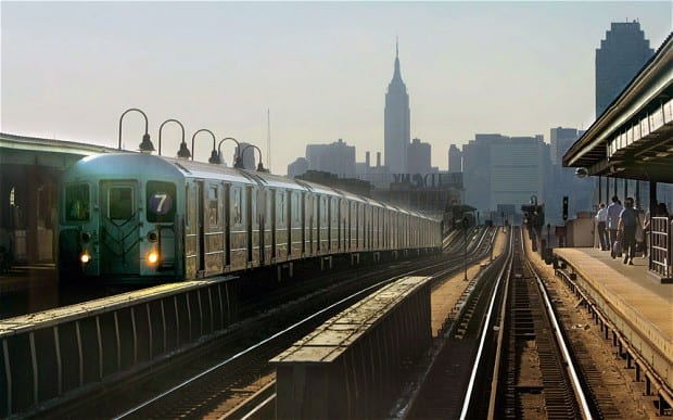 Police Man Pushed To His Death Under Train In Queens, New York