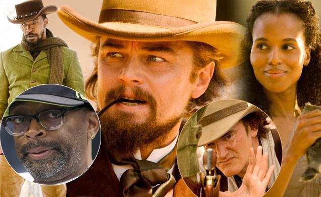 Spike Lee Blasts Tarantino's Django Unchained: 'Slavery Was Not A… Spaghetti Western'