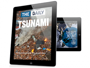 The Daily Shutting Down News Corp. To Cease Daily iPad Publication