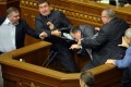 Ukraine Lawmakers Brawl In Parliament For 2nd Day Running