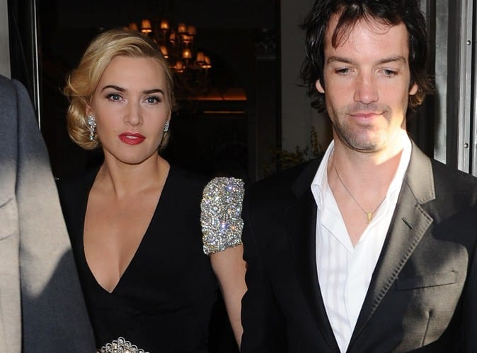 Winslet Marries Guy Named Rocknroll