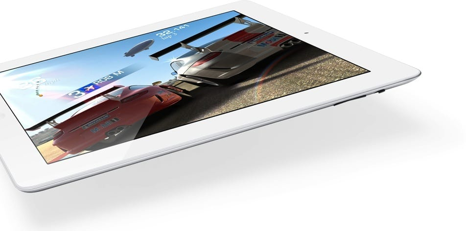 Apple Announces 128gb iPad 4th Generation