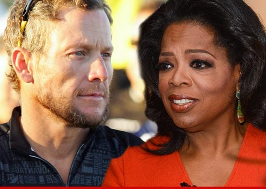 Armstrong Confesses To Oprah That He Used Performance-Enhancing Drugs