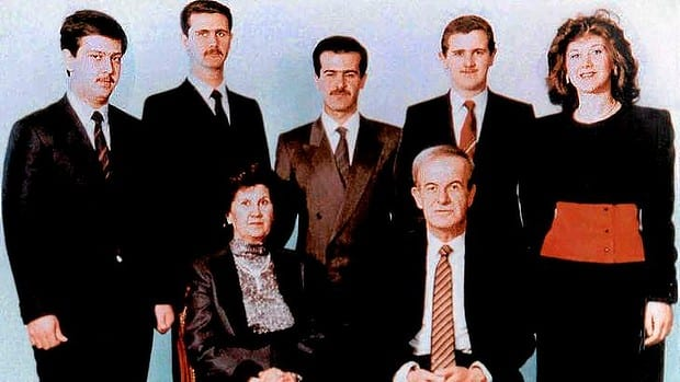 Assad&#039;s Mother Leaves Syria