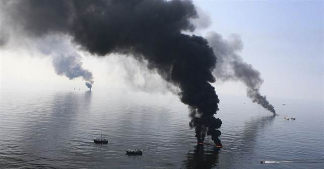 BP To Pay Record $4 Billion In Damages For Role In Oil Spill Disaster