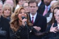 Beyoncé Lip Synched The National Anthem At Obama's Inauguration