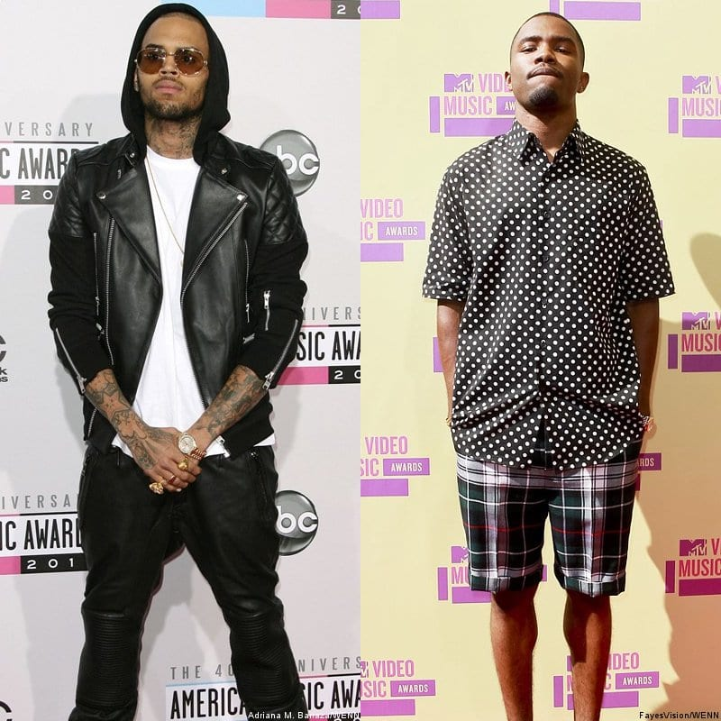 Chris Brown Allegedly Brawls With Frank Ocean