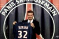 David Beckham Gives Paris Saint-Germain Salary To Charity
