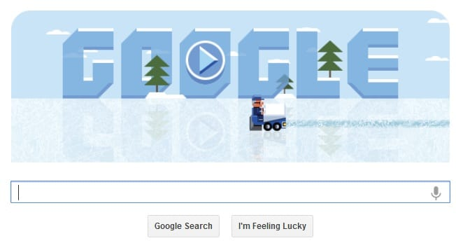 Frank Zamboni's Birthday Commemorated In Google Doodle