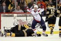NHL: Stanley Cup Playoffs-Washington Capitals at Boston Bruins