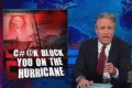 Jon Stewart Tears Apart House GOP Over Sandy Aid If You Can't Vote For This, 'Then We're Fucked'