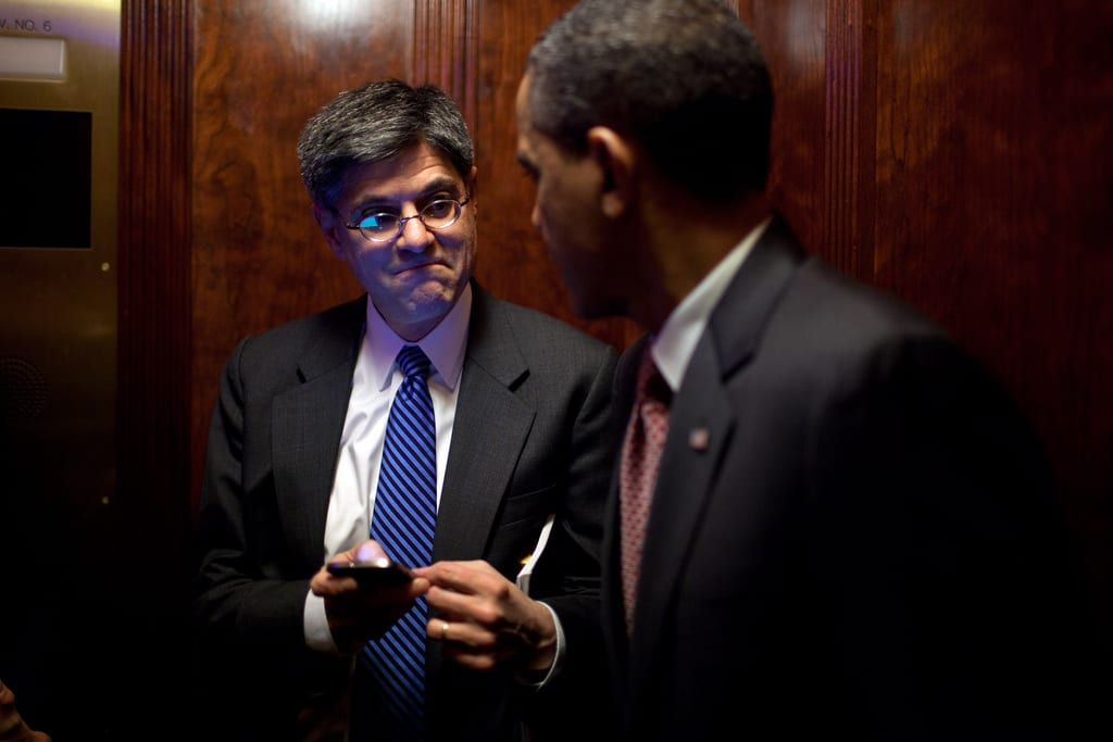 Obama To Officially Nominate Lew For Treasury Today