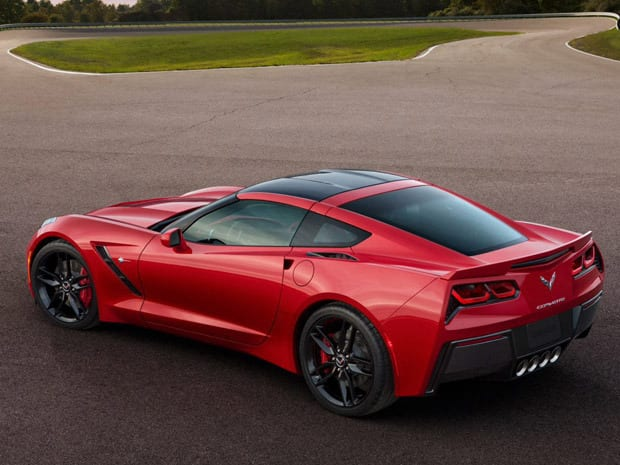 Redesigned Corvette Finally Revealed