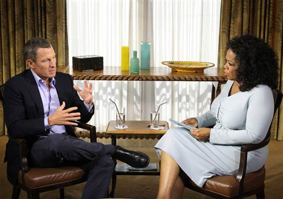 Saving Lance Armstrong A Six-Step Recovery Plan Laid Out By Marketing Professionals