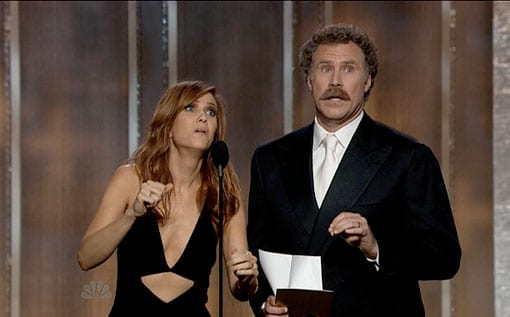 Will Ferrell And Kristen Wiig Hilariously Botch Plot Of Every Movie Nominated For Best Comedy Actress