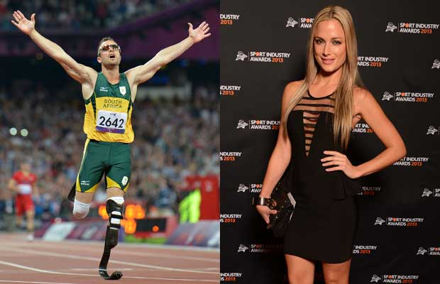 'Blade Runner' Oscar Pistorius Charged With Girlfriend's Murder
