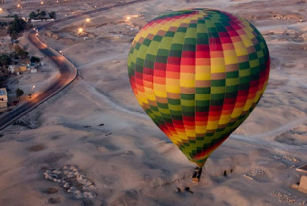 19 Killed As Hot Air Balloon Crashes In Egypt