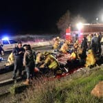 8 Killed, Bodies Trapped In Bus Wreck