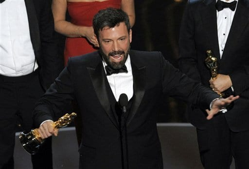 Argo the Big Winner in Hollywood at the 85th Academy Awards