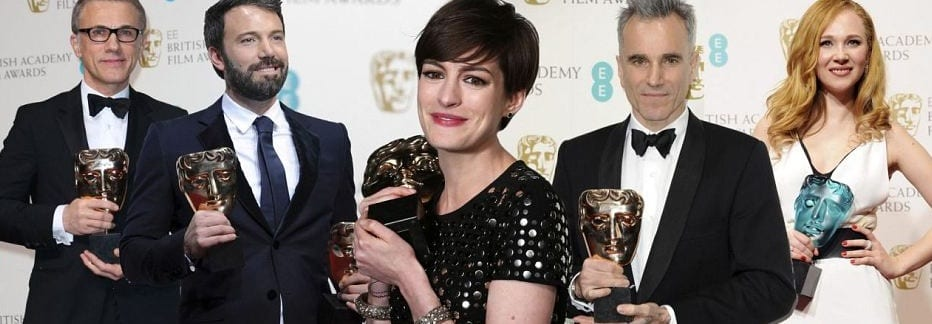 BAFTA Ceremony Takes Place In London