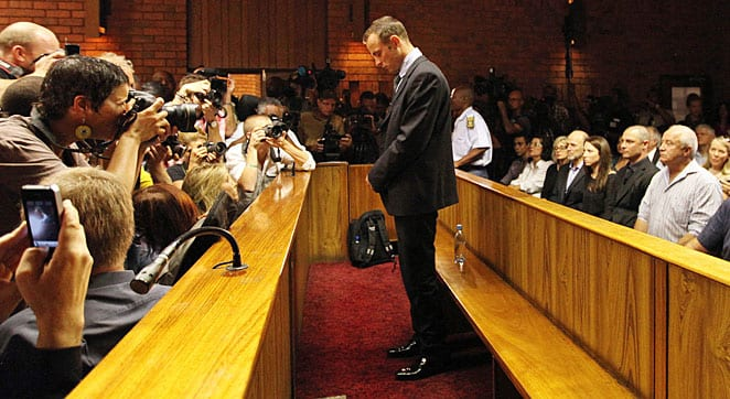 BREAKING Oscar Pistorius Granted Bail In Murder Case