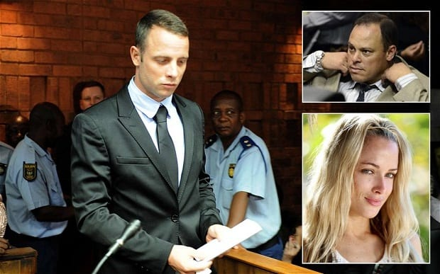 Detective In Pistorius Case Faces Seven Counts Of Attempted Murder