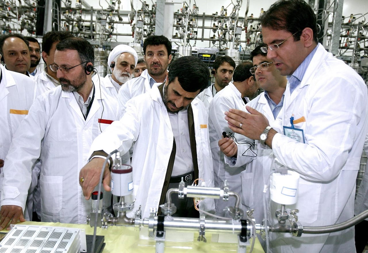 Iran Says It Has Begun Upgrading Uranium Centrifuges