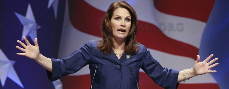 Michele Bachmann In Hot Water Again Over Stolen E-Mail List