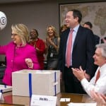 Obama Team Surprises Hillary Clinton With Outstanding Retirement Gift