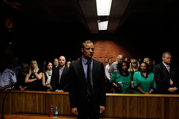 Prosecutor Charges Pistorius With Premeditated Murder