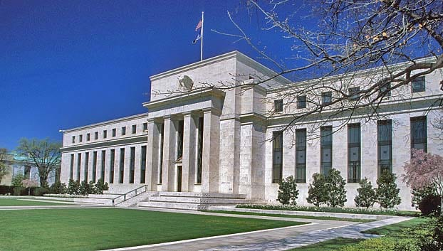 The US Federal Reserve hacked by Anonymous