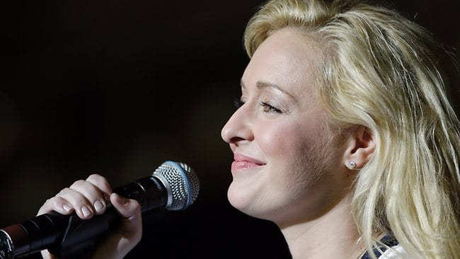 Country music star Mindy McCready was found dead at her home in Arkansas from an apparently self-inflicted gunshot wound