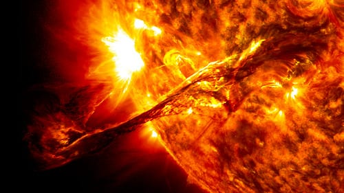 Coronal Mass Injection Find Could See 'Textbooks Rewritten'