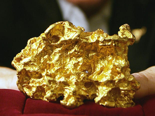 Gold Veins Produced In An Instant During Earthquakes, New Study Claims