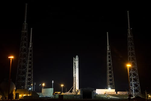 LIVE VIDEO: SpaceX Rocket Set To Launch To Space Station