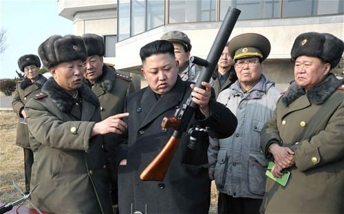 North Korea Threatens To Cancel Korean War Cease-Fire