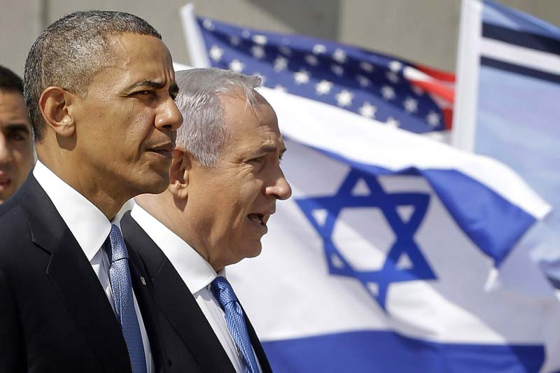 Obama Criticizes Israel Settlements, Restates Palestine Commitments