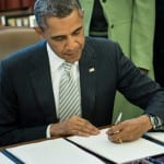 Obama signs 'Monsanto Protection Act' written by Monsanto-sponsored senator