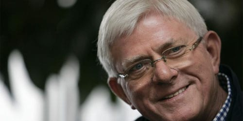 Phil Donahue on His 2003 Firing from MSNBC...