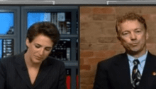 President Rand Paul Senator's 2010 Maddow Interview Would Be His Undoing