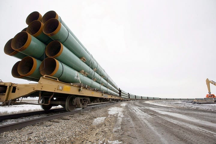 Report Keystone XL Pipeline Would Have Little Impact On Climate Change